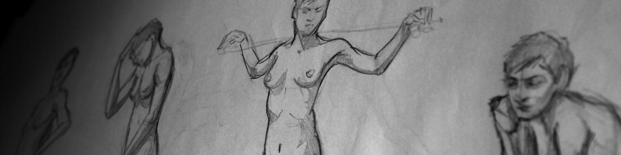 Dibujar figura humana